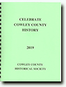 Celebrate Cowley County History Book