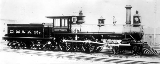 Chautauqua Locomotive