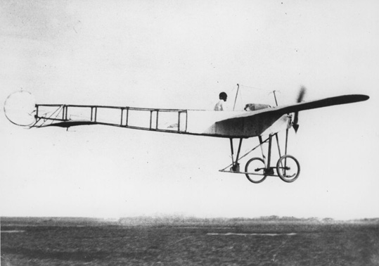 Clyde Cessna May 1911